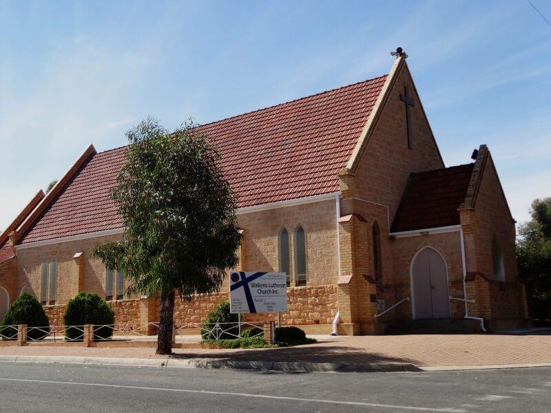 Waikerie Lutheran Church
