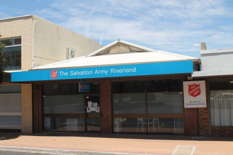 Salvation Army Riverland