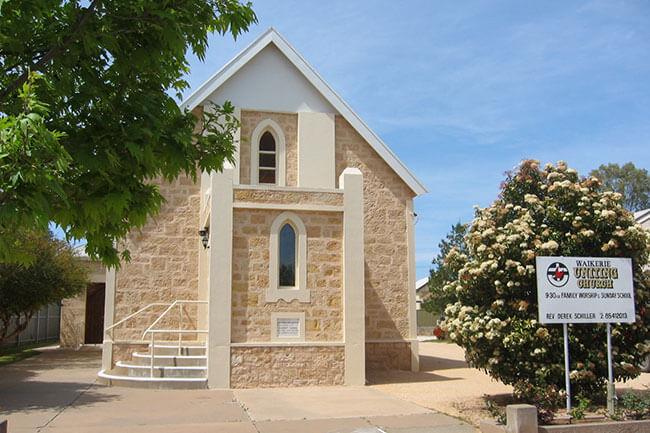Waikerie Uniting Church