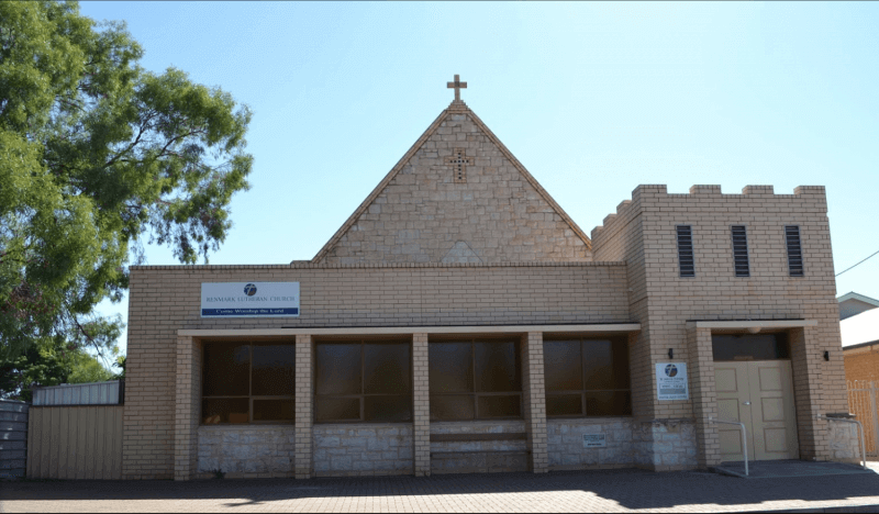 St Johns Trinity Lutheran Church