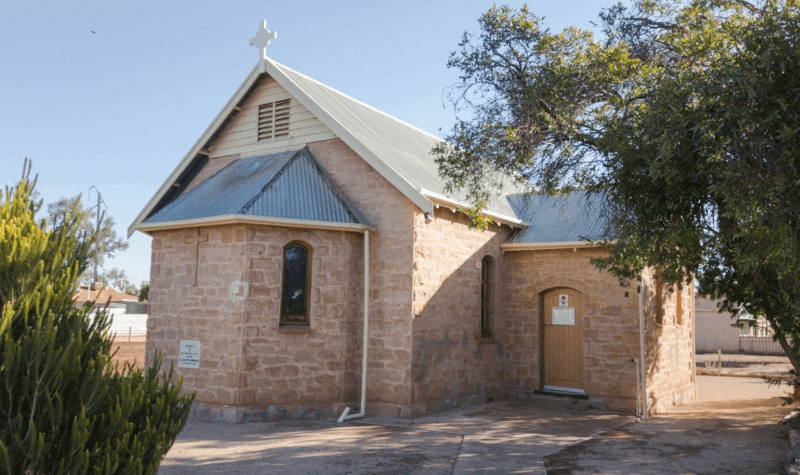 St Oswalds Anglican Church