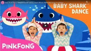 baby shark official youtube video